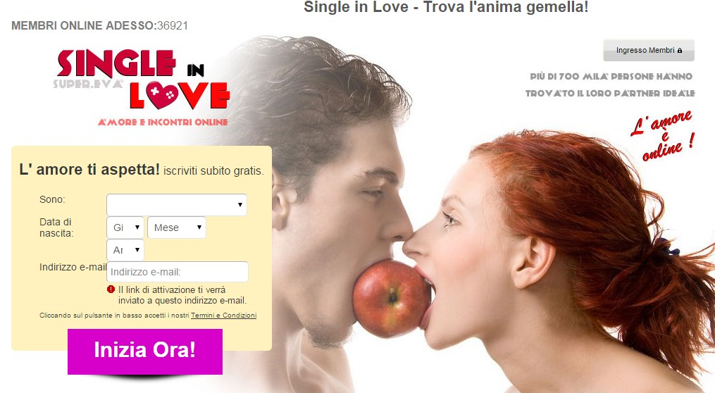 proposte di sesso chat gratis single