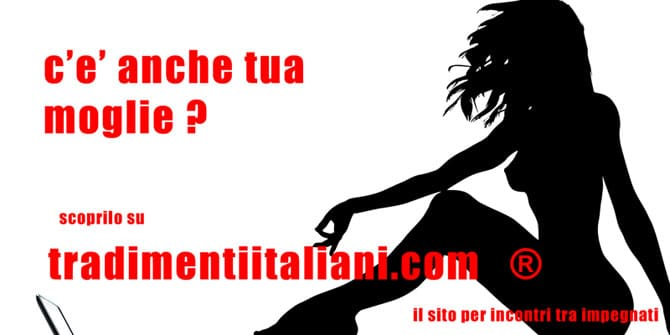 foto seso siti incontri italiani
