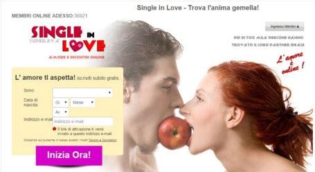 single in love