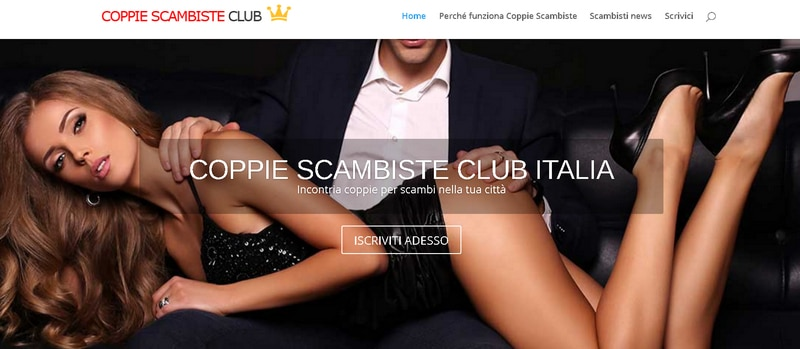 Coppie Scambiste Club Recensione