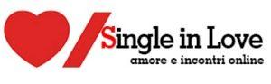 logo single in love italia