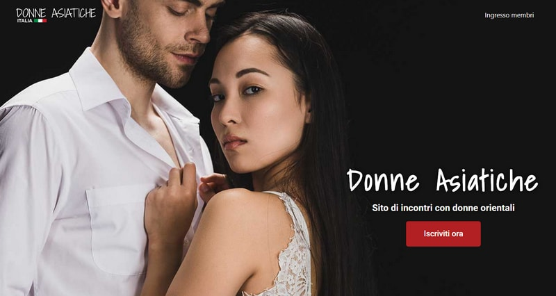 donneasiatiche home page