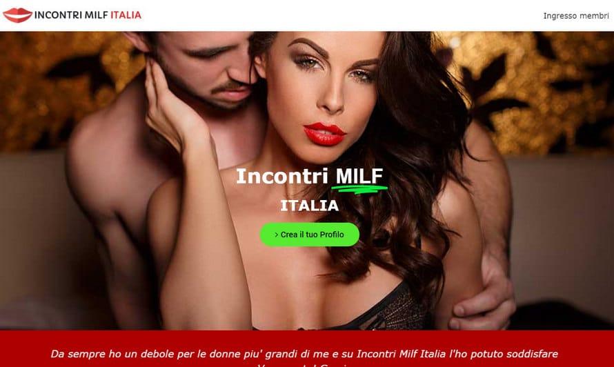 Incontri Milf Italia: Funziona – Opinioni e Costo